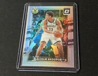 2017 Malcolm Brogdon Optic Prizm Silver #83