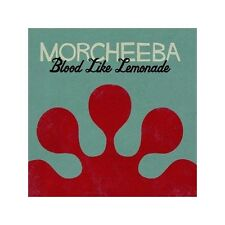 CD Morcheeba-Blood like lemonade 5413356520125