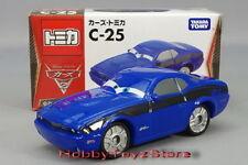 Tomica Tomy Disney Pixar Cars 2 C-25 Rod Torque Redline