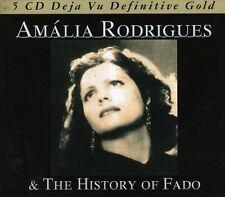 Amália Rodrigues, Amalia Rodriguez - History of Fado [New CD] Germany - Import