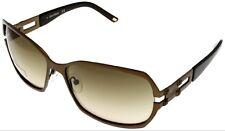 17df47320f89 Max Mara Sunglasses Women Bronze Brown Rectangle Mm 957 s 0w0 Is
