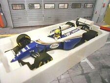 F1 WILLIAMS Renault FW 16 Saison 1994 #2 Senna Segafredo Brazil Minichamps 1:18