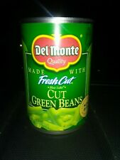 Green beans. 16 Cans vegetables Free Shipping