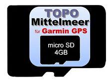 Topo Mittelmeer Karte für Garmin GPS Dakota 20 Etrex 20/30 Montana nüvi SPANIEN