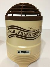 """Air Freshener/Fan Battery Operated #503833 Uses C Battery New Approx 6"""" Tall"""
