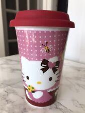 Sanrio Hello Kitty Coffee Travel Mug Cat Lover Gift