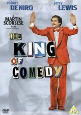The King of Comedy [DVD] [1982] [DVD][Region 2]