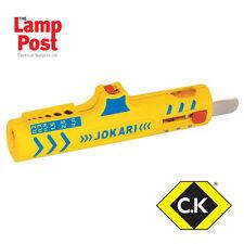 CK Tools JOKARI T30155 Round Wire & Cable Stripper No.15 - 30155
