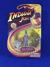 2008 Indiana Jones Ugha Warrior Figurine Hasbro New?