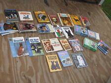 35 pc Used Assorted Dog Book Fiction Non Fiction LOTS Dogs Books