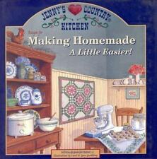 Recipes for Making Homemade a Little Easier! (Jenny's Country Kitchen)