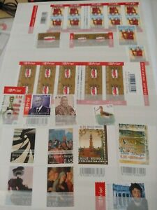 POST STAMPS FROM BELGIUM. MNH (BE11)