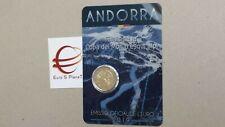 2 euro 2019 fdc Andorra Andorre андорра Copa esquí sci ski skiing Skifahren 安道尔
