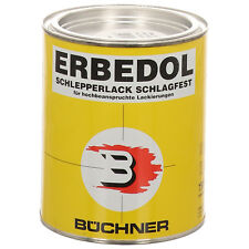 Erbedol Kunstharzlack John Deere gelb neu, Farbe