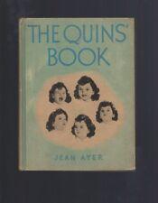 The Quins' Book (Dionne Quintuplets) 1937