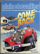 Alain Chevallier : Come Back, Denayer-Duchateau, 1985