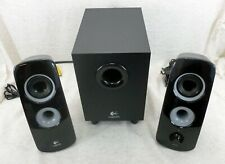 Logitech Z323 Speaker System with Sub-Woofer
