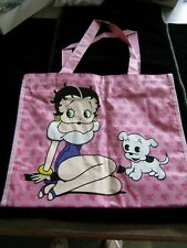 Betty Boop Carry Bag NWT