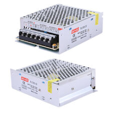 2X DC 12V 5A 60W Universal Regulated Switching Power Supply Adapter AC 110V-220V
