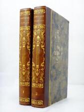 Rare PARIS LONDRES KEEPSAKE 1838 Ed Originale CHATEAUBRIAND DUMAS Venise Moscou