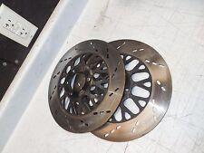 suzuki gs850 gs850gl front brake discs rotors disks gs1100GL GS1100E 1982 1983