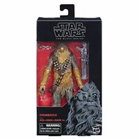 """CHEWBACCA Star Wars story Black Series NEW 6"""" han solo movie TARGET EXCLUSIVE"""