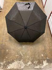 Totes Mini Thin Round Mens Compact Umbrella