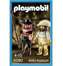 PLAYMOBIL 5090 La Ronda Nocturna, Rembrandt, Rijksmuseum, Rare, NUEVO / NEW