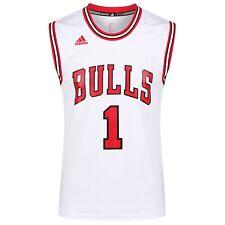 adidas DERRICK ROSE BASKETBALL JERSEY CHICAGO BULLS MEN'S NBA REPLICA VEST
