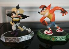 Skylanders Imaginators - Crash Bandicoot + Dr. Neo Cortex character set combo