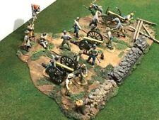CONTE CONFEDERATE ARTILLERY ROLLING THUNDER ALL 4 SETS  MIB CIVIL WAR ACW