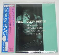 DIZZY REECE / Blues In Trinity JAPAN Mini LP BLUE NOTE CD w/OBI TOCJ-9181