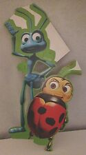 "Disney Pixar It's A Bug's Life Large Cardboard Movie Cutout 24"" X13"" Kid's Room"