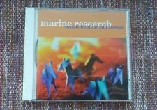 Marine Research Sounds From The Gulf Stream CD Tallulah Gosh Heavenly Sarah