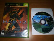 Halo 1 and Halo 2 Game Lot for Original Xbox