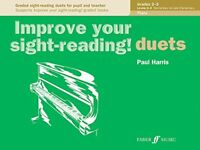 Duets Piano Grades 2-3 Improve Your Sight-reading