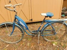 "VINTAGE RARE COLLECTIBLE ""Coca Cola"" Police Skyrider ROADMASTER  BICYCLE ANTIQUE"