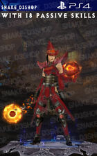 Diablo 3 PS4 ONLY - Primal Modded Tal Rasha - Wizard - SOFTCORE