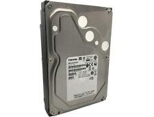 "Toshiba 4TB MG04ACA400N 64MB 7200RPM SATA III 6Gb/s 3.5"" Internal NAS Hard Drive"