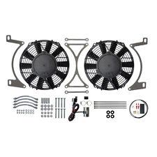 MGB GT V8 Electric Fan Cooling Kit Revotec Negative Earth RFK68