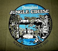 New Disneyland Jungle Cruise 60th Anniversary Limited Edition T Shirt Youth S