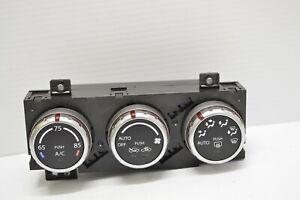 07-13 Suzuki SX4 Climate Control Unit Heater Ac Temperature Hvac CC22#018