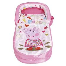 Peppa Pig My First Ready Bed Inflatable Sleeping Bag Sleepover