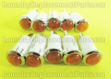 10 PACK AMBER PILOT LIGHT FOR IPSO PART# 225/00015/0A
