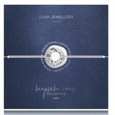 Joma Jewellery Bracelet- Keepsake Coins- Good Karma