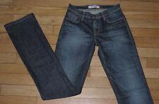 SALSA  Jeans pour  Femme W 24 - L 34 Taille Fr 34  SMASH FLAT  (Réf # F024)