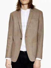 Topman Warm Handle Skinny Blazer  Size UK42R RRP£80 {N11}