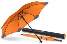Classique BLUNT orange grande Tempête Résistant Parapluie-garantie 2 an