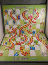 REPLACEMENT PART ONLY Game Board for Sesame Street Chutes & Ladders