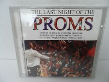 Last Night Of The Proms, CD